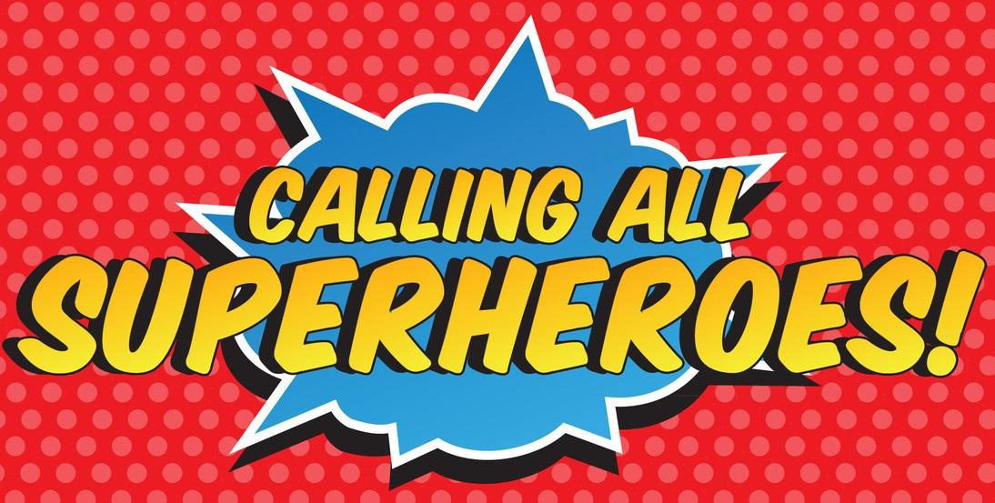 Calling All Superheroes! - St. Ignatius Parish School
