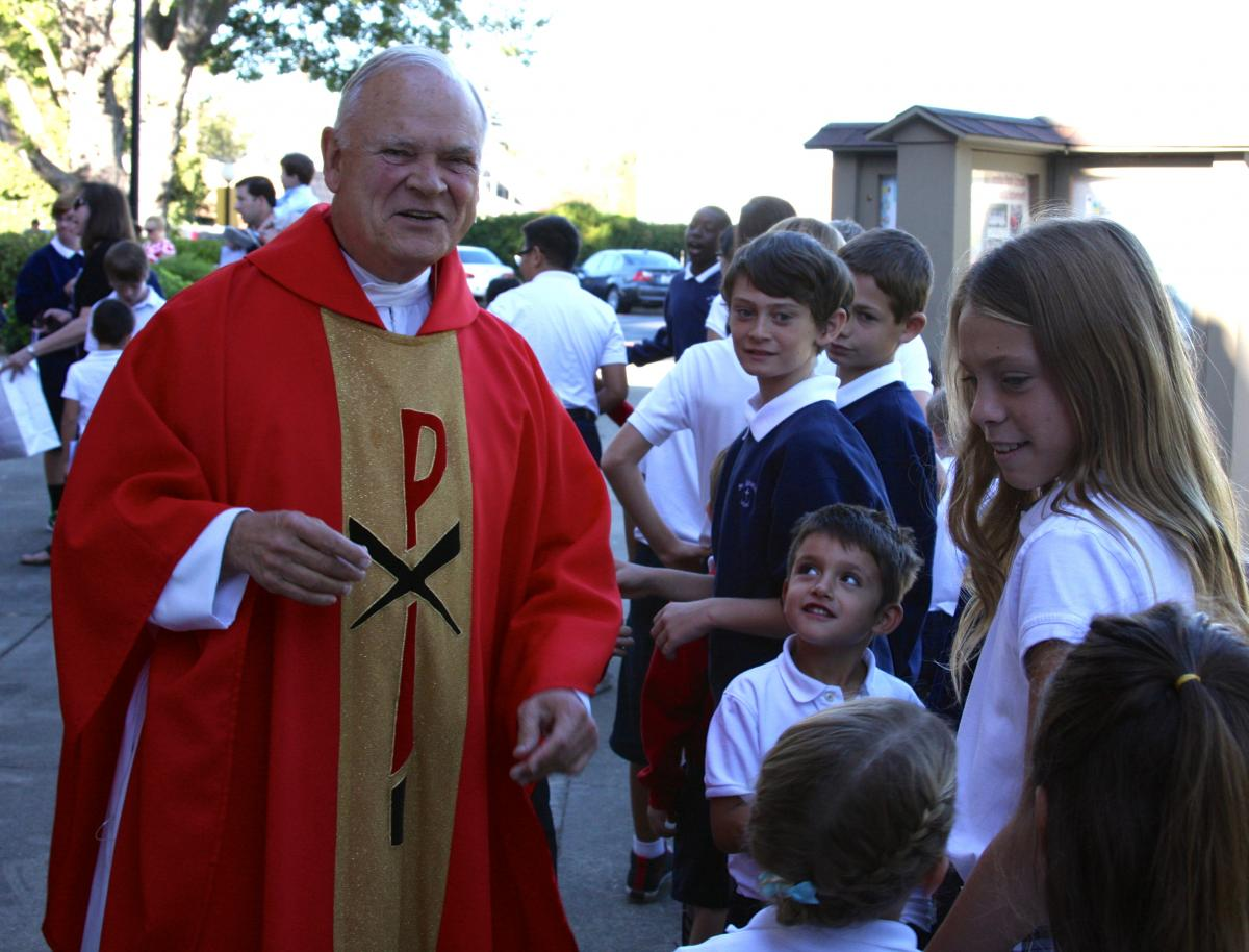 Mass of the Holy Spirit - St. Ignatius Parish School