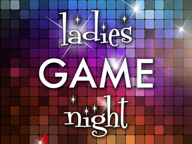 Ladies Game Night St Ignatius Parish School