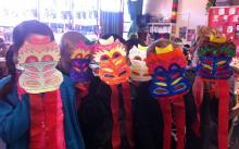 Dragon Masks