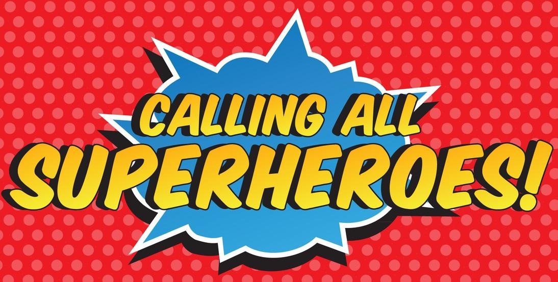 Calling All Superheroes! - St. Ignatius Parish School
