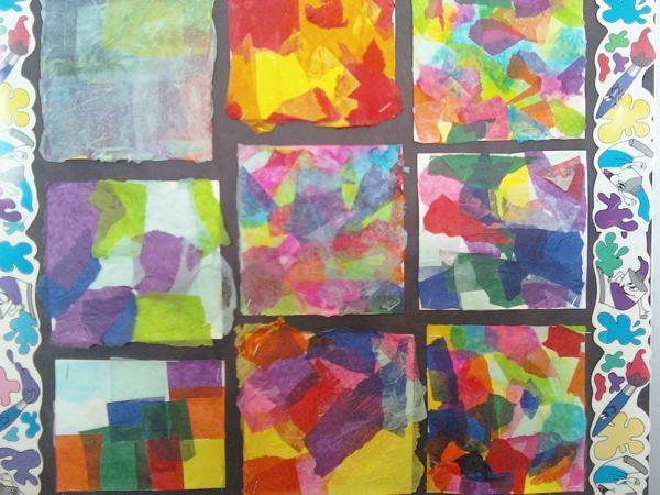 Art Club Activities St Ignatius Parish School