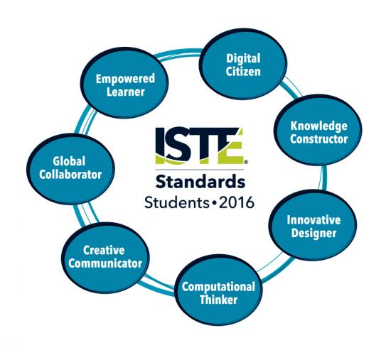 NEW 2016 Technology Standards