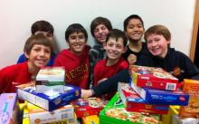 Advent Food Drive