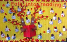 Fall into Reading!